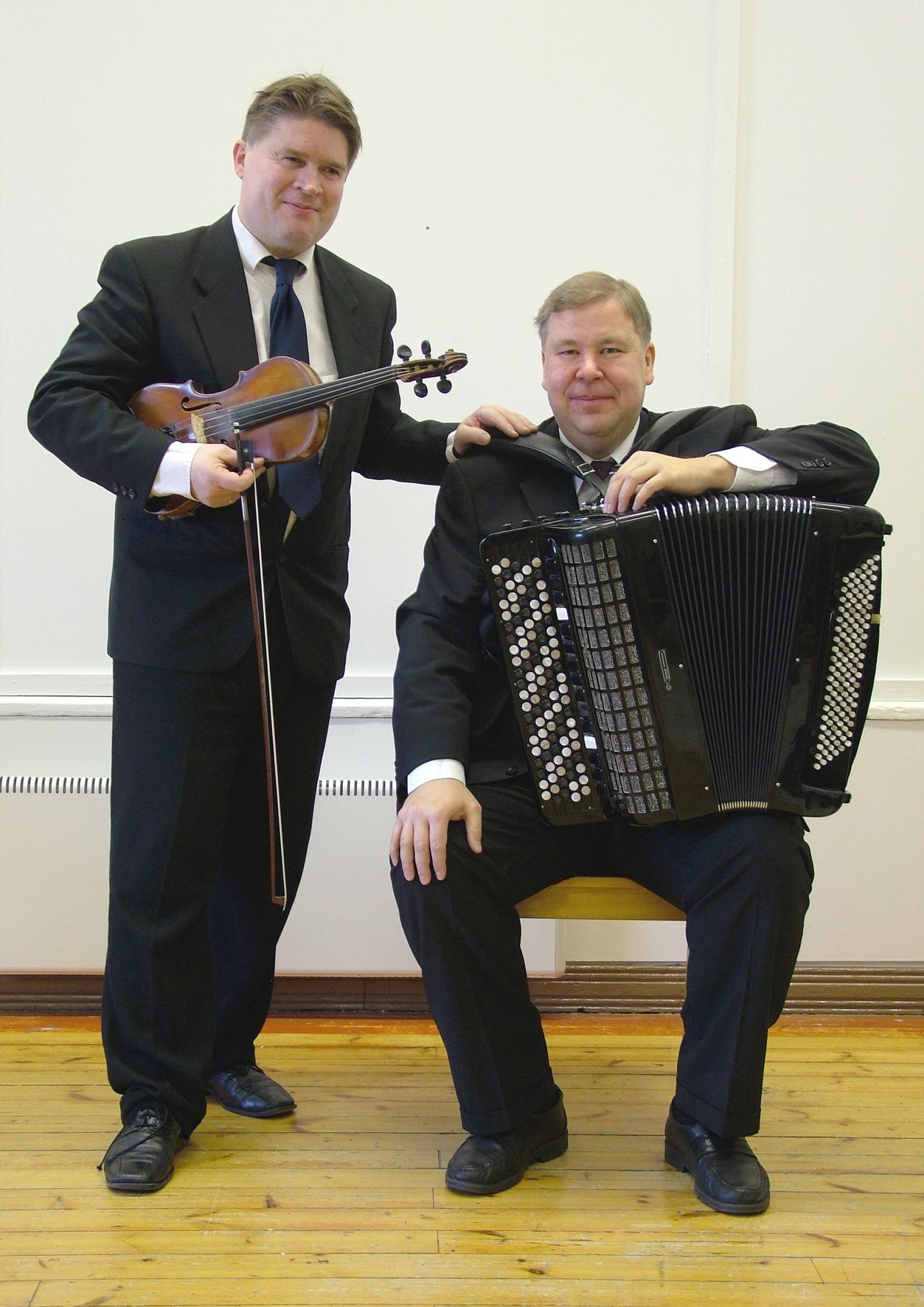 Duo Ekman & Hirvelä